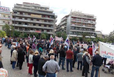 Το Σωματείο Συνταξιούχων ΙΚΑ στηρίζει την απεργιακή συγκέντρωση των οικοδόμων στο Αγρίνιο