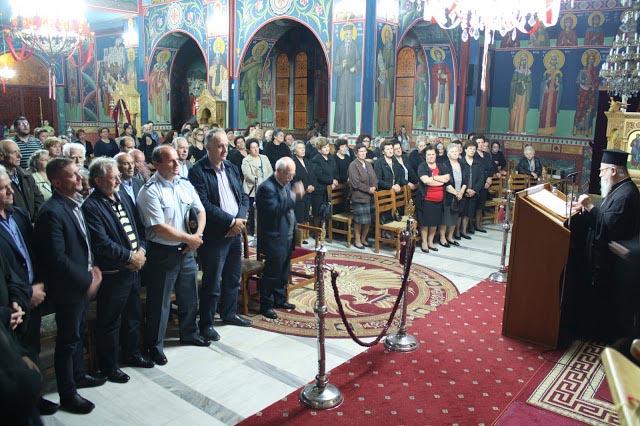 Εκδήλωση για τους σύγχρονους Γέροντες στον Ι.Ν. Αγίου Αθανασίου Κατούνας