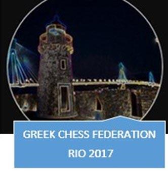 Για 6η συνεχόμενη χρονιά οι κορυφαίες διοργανώσεις του Ελληνικού Σκακιού στο Ρίο