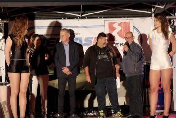 Η εντυπωσιακή τελετή λήξης του Hellas Rally Raid στη Ναύπακτο (video)