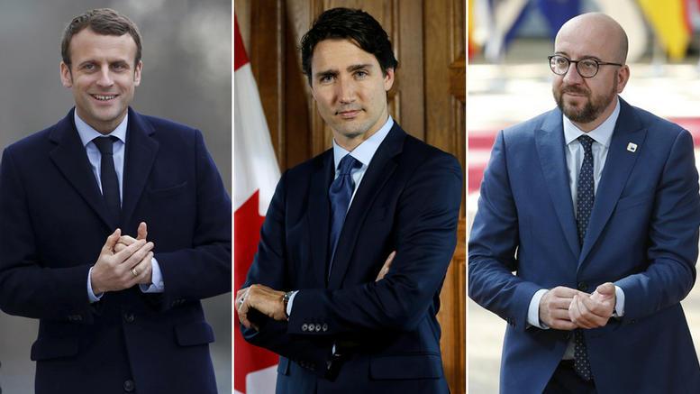 Οι ηγέτες που ανέλαβαν την εξουσία πριν τα 40