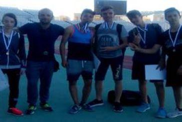 Επιτυχίες του ΠΑΣ Ιωνικού '80 στο Περιφερειακό Πρωτάθλημα Στίβου Παμπαίδων – Παγκορασίδων