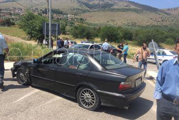 Μετά από καταδίωξη μπλόκο στη Στάνο σε όχημα φορτωμένο χασίς