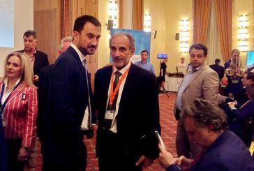 Ο Απόστολος Κατσιφάρας στο 2ο Φόρουμ Στρατηγικής της ΕΕ για τη Μακροπεριφέρεια