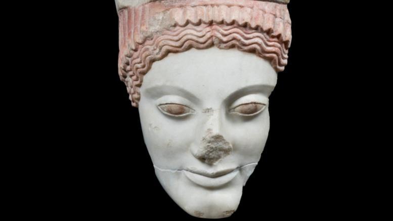 Η πανέμορφη κόρη του Μουσείου της Ακρόπολης έρχεται στο φως