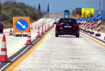 Κυκλοφοριακές ρυθμίσεις στην Ιόνια Οδό για τοποθέτηση γέφυρας ηλεκτρονικής σήμανσης
