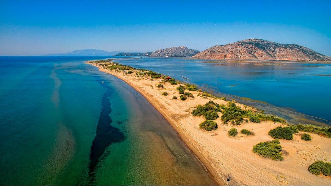Λούρος: Η μεγαλύτερη παραλία της Ελλάδος με μήκος 17 χιλιομέτρων!