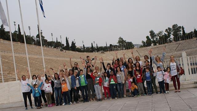 Οι Μικροί Ροβινσώνες από την ΕΛΕΠΑΠ Αγρινίου εξερεύνησαν την Αθήνα