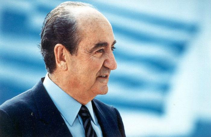 NOΔΕ: αποχαιρετούμε με ευγνωμοσύνη τον Κωνσταντίνο Μητσοτάκη