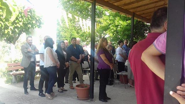 Οι Ευρυτάνες της Αθήνας γιόρτασαν τον Νεομάρτυρα Μιχαήλ