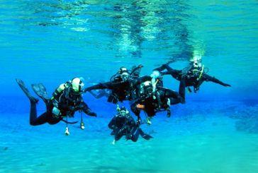 Έναρξη λειτουργίας σχολής αυτόνομης κατάδυσης του Ναυτικού Ομίλου Μεσολογγίου