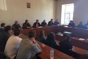 Ξεκίνησαν τα οκτάμηνα στο δήμο Αγράφων