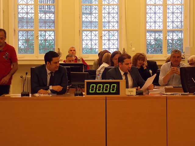 Σφοδρή σύγκρουση και βαριές εκφράσεις πριν τη συζήτηση για την Εκτροπή του Αχελώου