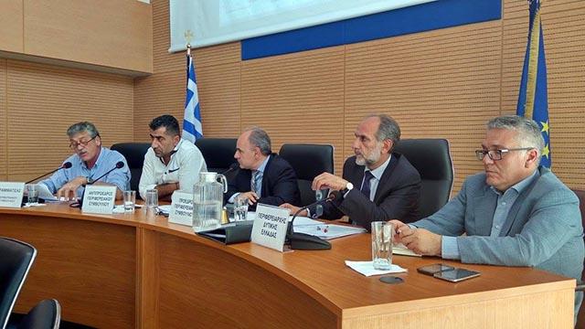 Περιφέρεια: Θετική γνωμοδότηση επί της ΣΜΠΕ για τους υδρογονάνθρακες