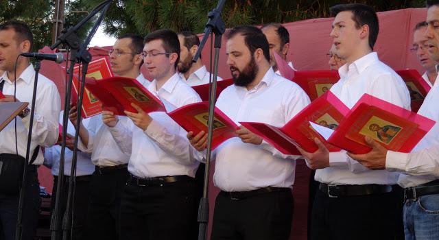 Συμμετοχή της χορωδίας του Συλλόγου Ιεροψαλτών Αιτωλίας και Ακαρνανίας σε δύο εκδηλώσεις (φωτο)