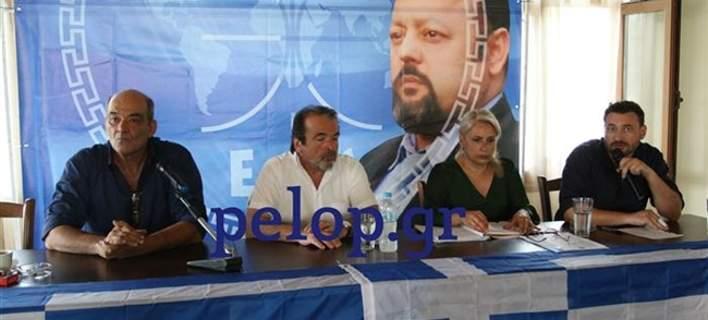 H «Ελλήνων Συνέλευσις» του Σώρρα γίνεται κόμμα- Υπόσχονται 20.000 ευρώ σε κάθε Ελληνα!