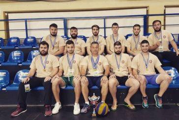 Πρώτη θέση στο Πανελλήνιο Φοιτητικό Πρωτάθλημα Βόλεϊ το Τ.Ε.Ι. Δυτικής Ελλάδας