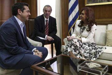 Γιατί βρίσκεται η Κίρσνερ στην Αθήνα – Με ειδική άδεια εισαγγελέα ήρθε εδώ