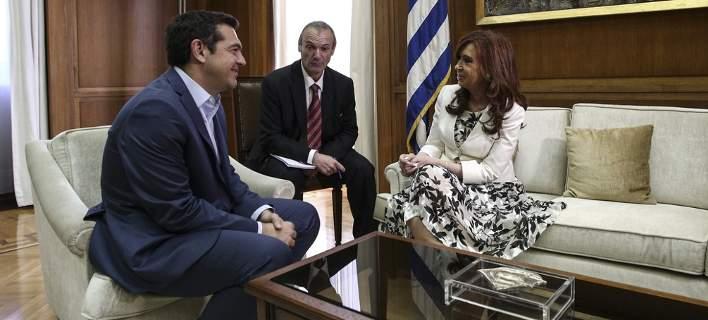 tsipras kirsner