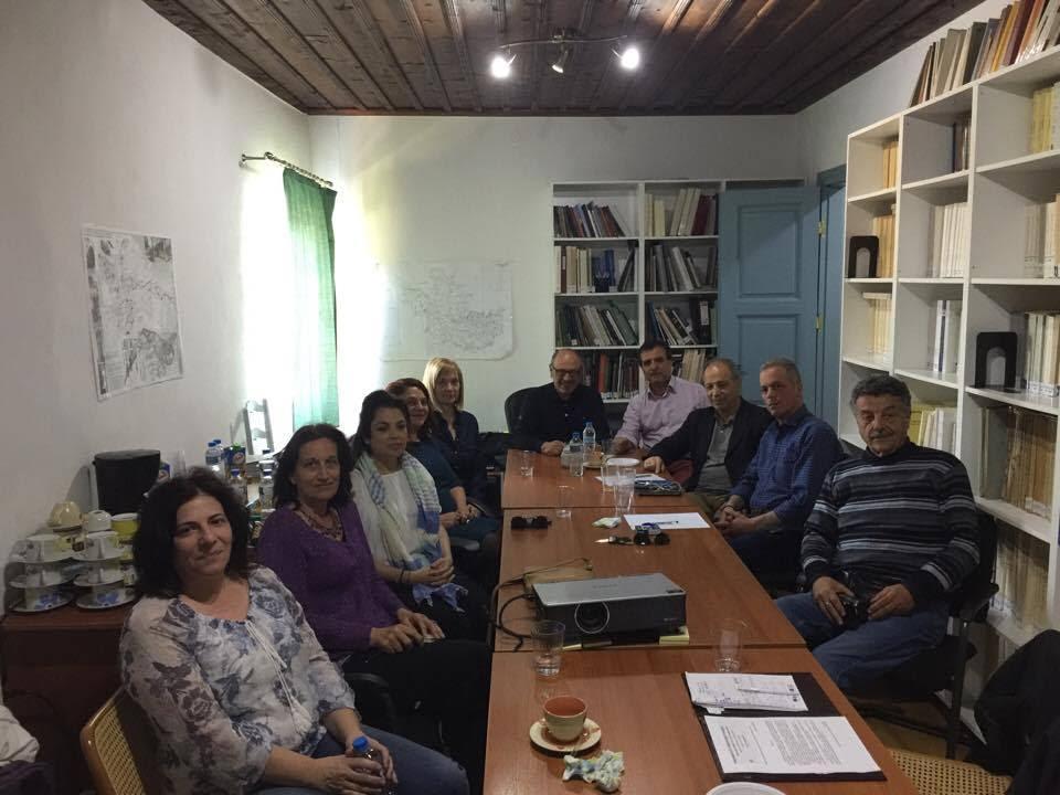 Συνάντηση για την προστασία και  ανάπτυξη του Κορινθιακού