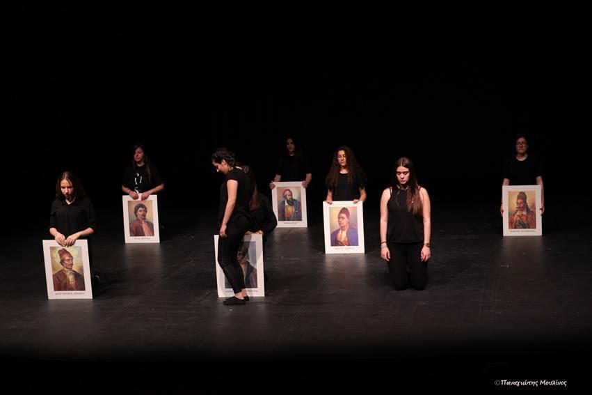 7ο Φεστιβάλ Σχολικού Χοροθεάτρου-DAS