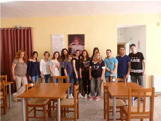 Εκπαιδευτική επίσκεψη Δ.ΙΕΚ Αγρινίου στο Xαμόγελο του Παιδιού!