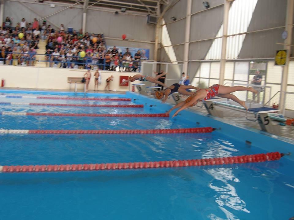 Αγρίνιο: μεγάλη συμμετοχή στη Γιορτή Κολύμβησης 2017