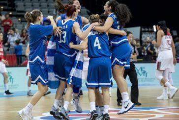 Αυτές είναι οι 12 «θεές» του ελληνικού μπάσκετ που πάνε για μετάλλιο