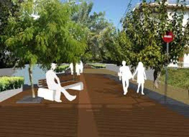Ευρυτανία: Παγκόσμια πρωτιά του Καρπενησίου για το έργο της ανάπλασης του εμπορικού κέντρου