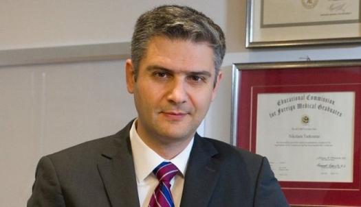 Παγκόσμια  πρωτιά Aιτωλοακαρνάνα στη θεραπεία γιγάντιας παθολογικής φλέβας