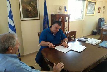 Υπεγράφη η σύμβαση για τη Β' φάση της επέκτασης ΧΥΤΑ Μεσολογγίου