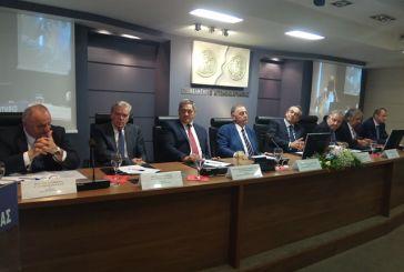 H συνεδρίαση της Κεντρικής Ένωσης Επιμελητηρίων  στο Αγρίνιο
