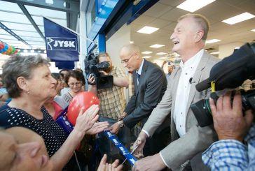 Μεγάλες προσφορές στα εγκαίνια του JYSK Αγρινίου την Πέμπτη 29 Ιουνίου