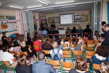 Ενημέρωση στο Δημητρούκειο Δημοτικό Σχολείο Καραϊσκάκη για τη δωρεά μυελού των οστών