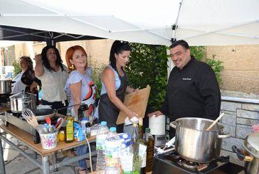 Καλύτερες μαγείρισσες οι γυναίκες της Κωνωπίνας