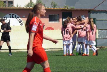 Οι γυναίκες του «Μεσολόγγι 2008» νίκησαν αγγλική ομάδα σε διεθνή φιλικό αγώνα