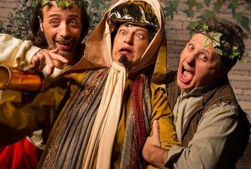 «Ειρήνη» του Αριστοφάνη στο Ανοικτό Θέατρο Λιμανιού
