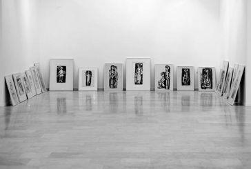 Τα έργα της Βάσως Κατράκη κοσμούν την αίθουσα του Μουσείου στο Αιτωλικό