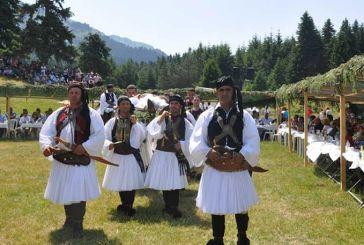 Ταξίδι στα μονοπάτια της σαρακατσάνικης παράδοσης