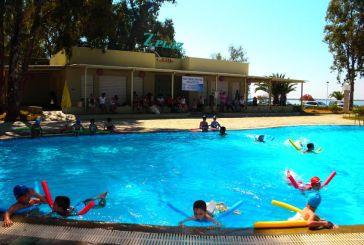 Ακαδημία κολύμβησης από τον Ν.Ο. Μεσολογγίου