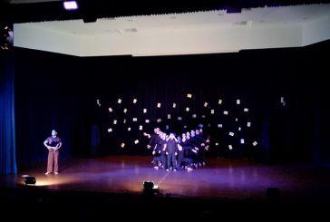 «Χρονικό Τέλους» από τη θεατρική φοιτητική ομάδα «Κομπάρσοι» του ΤΕΙ Δυτικής Ελλάδας