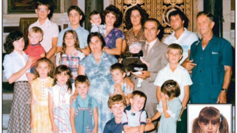 Πέθανε ο υπερπολύτεκνος Σταύρος Ζουγανέλης – Είχε 19 παιδιά