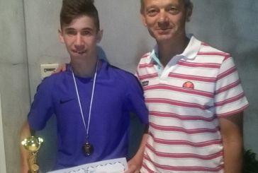 Πρωταθλητής Ελλάδας στα 3000μ ο Νίκος Σταμούλης της ΓΕΑ