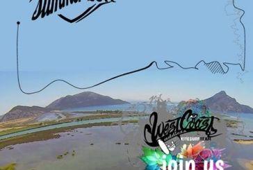 Φεστιβάλ camping αετοσανίδας (Kitesurf) στο Διόνι