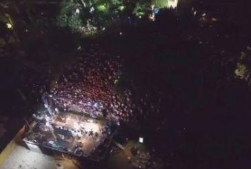 Lake Party  γεμάτο ενέργεια και παλμό με ΜΠΛΕ, Αδάμου, Ματιάμπα και Μύρωνα  Στρατή (βίντεο)
