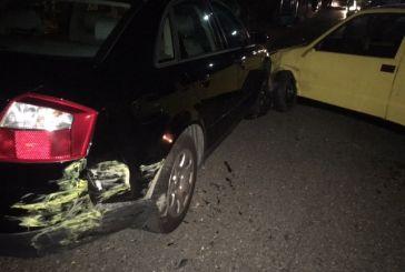 Τροχαίο στο δρόμο Αβόρανη-  Παναιτώλιο με σύλληψη μεθυσμένου οδηγού
