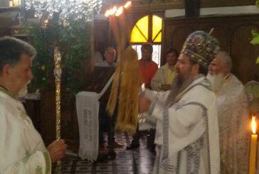 Ο εορτασμός της παρθενομάρτυρος Αγίας Μαρίνας στον Πόρο Λευκάδος