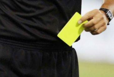 Το πρόγραμμα του σεμιναρίου διαιτησίας ποδοσφαίρου στο Αγρίνιο