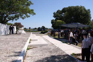 Τιμήθηκαν οι 59 εκτελεσθέντες πατριώτες της 31ης Ιουλίου 1944 στα Καλύβια
