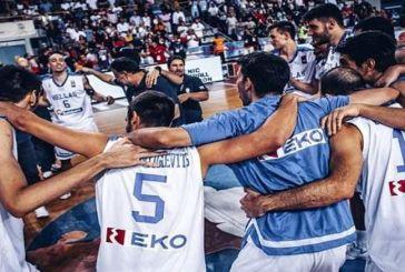 "Eurobasket U-20: Υπόθεση «χρυσό μετάλλιο"" για την εθνική"